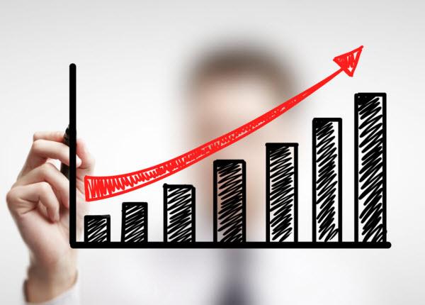 A growth graph